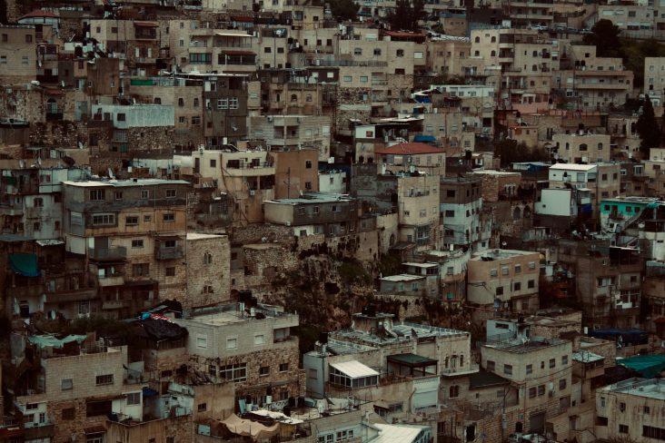 Eine Nacht in Jerusalem