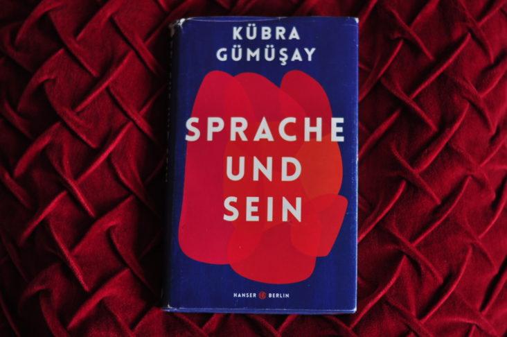 """Gedanken zu Kübra Gümüşays """"Sprache und Sein"""""""